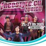 Freestyle.ch à Zurich et sa vidéo part Tim Pierce