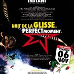 La nuit de la glisse le 2010 par Thierry Donard et le jeu concour par Perfect moment