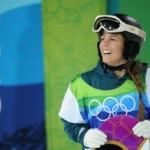 Médaille d'or pour Torah Bright au JO de Vancouver en half pipe, 5éme pour Rodriguez Sophie
