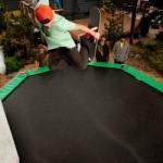 Tuto fabriquer un snowboard pour trampoline