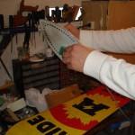 Comment Farter sa planche de snowboard, fartage