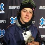 Mark McMorris décroche l'or aux X Games aspen, qualifié pour Stochi