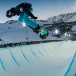 Snowboard SuperPipe elimination recap