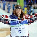 Snowboarder Shaun White se retire de l'événement slopestyle de Sotchi
